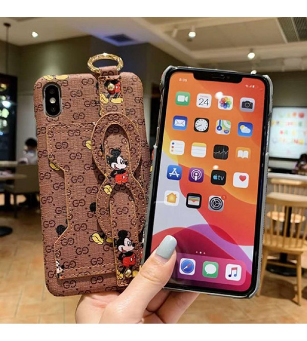 GUCCI/グッチペアお揃い アイフォン11ケース iphone xs/x/8/7plus/se2ケース女性向け iphone xr/xs maxケース男女兼用人気ブランドiphone xr/xs max/11proケースブランド