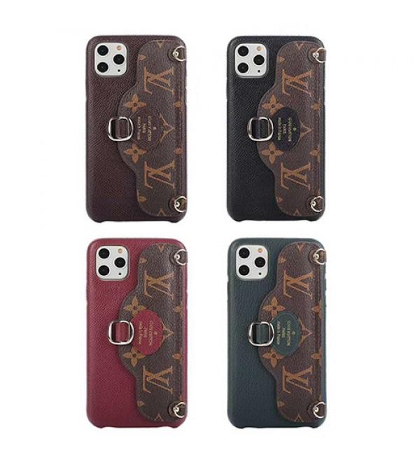 lv/ルイ·ヴィトンiPhone12 ケースブランド iphone11/11pro maxケース かわいいペアお揃い アイフォン11ケース iphone xs/x/8/7 plus/ se2ケースファッション セレブ愛用