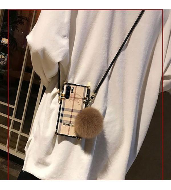 Burberry/バーバリーアイフォンhuawei p30 pro ケース ファッション経典 メンズ個性潮HUAWEI MATE 30/30 PROケース ファッションレディース アイフォンおまけつきモノグラム