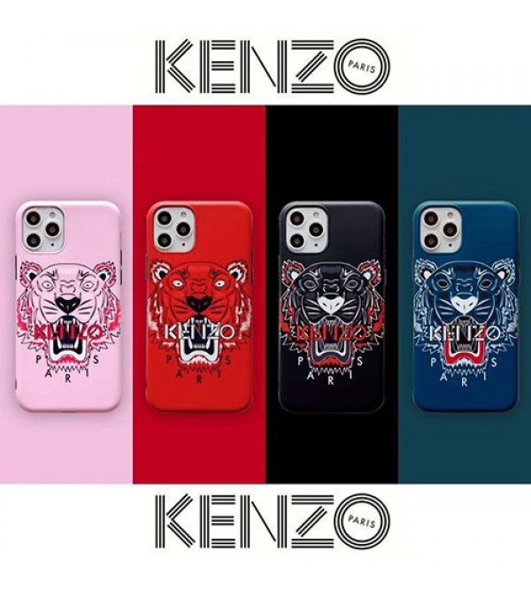 KENZOアイフォンiphone x/8/7 plus/se2ケースiphone 12ケース ファッション経典 メンズ個性潮 iphone x/xr/xs/xs maxケース ファッションins風