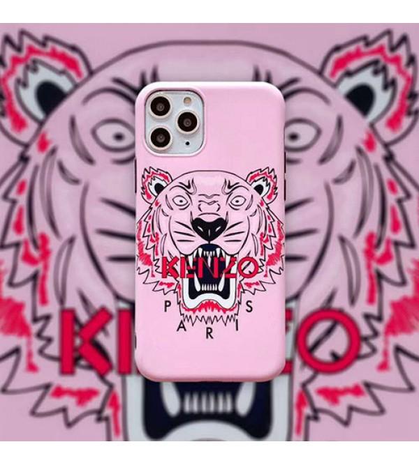 KENZOアイフォンiphone x/8/7 plus/se2ケース ファッション経典 メンズ個性潮 iphone x/xr/xs/xs maxケース ファッションins風