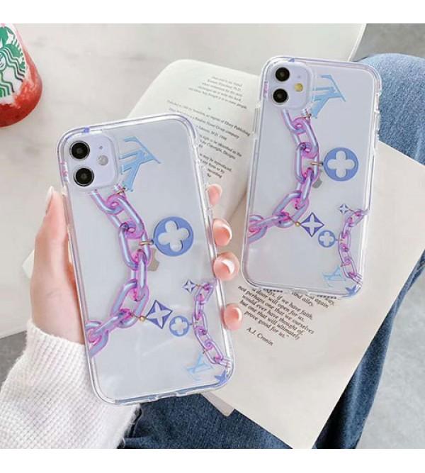 lv/ルイ·ヴィトンiphone 12ケースペアお揃い アイフォン12/11ケース iphone xs/x/8/7plus/se2ケース男女兼用人気ブランド ビジネス ストラップ付きメンズ安い