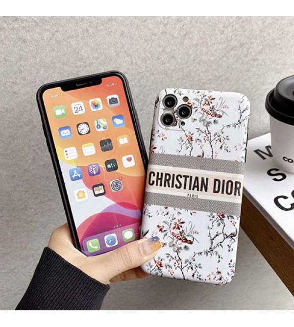 Dior ディオールiphone11/11pro max/se2ケース ビジネス ストラップ付きins風  ケース かわいいiphone xr/xs max/11proケースブランドジャケット型 2020 iphone12ケース 高級 人気