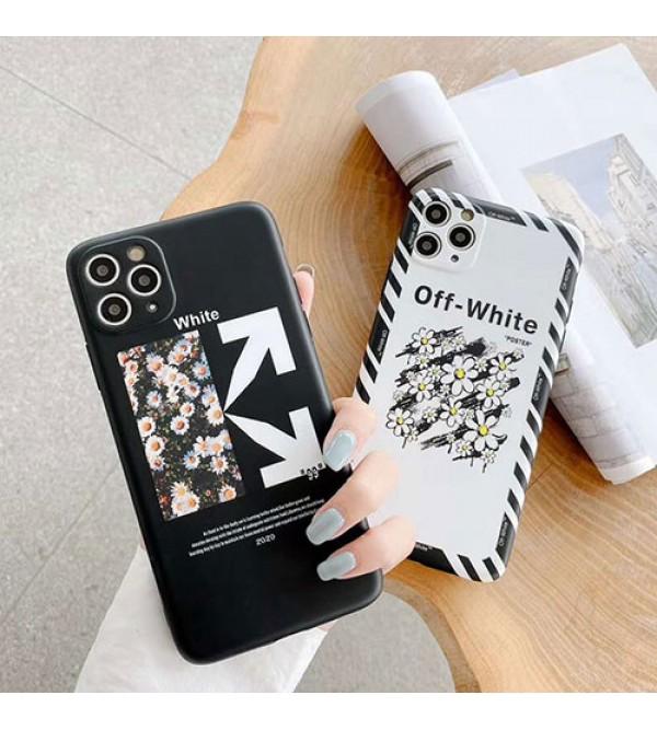 OFF WHITEブランド iphone12/11pro maxケース かわいいiphone 11/x/8/7plus/se2スマホケース ブランド LINEで簡単にご注文可シンプル ジャケットアイフォン12カバー レディース バッグ型 ブランド
