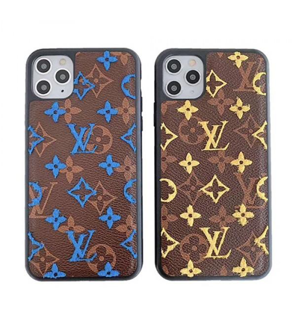 lv/ルイ·ヴィトンiphone 12ケース女性向け iphone xr/xs maxケースアイフォンiphonex/8/7 plus/se2ケース ファッション経典 メンズモノグラム iphone11/11pro maxケース ブランド