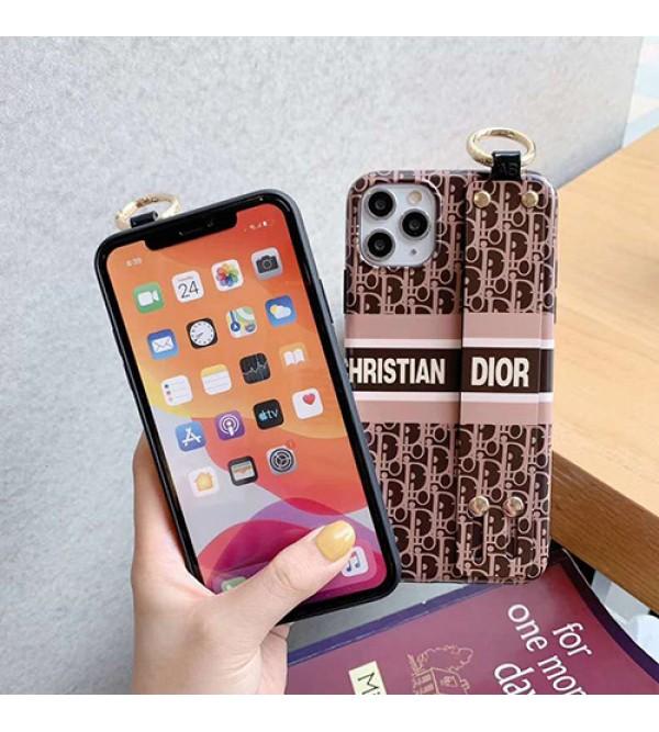 iphone 12ケースDior ディオール iphone 8/7 plus/se2ケース ビジネス ストラップ付きシンプル iphone 11/11 pro/11 pro maxケース ジャケットアイフォン12カバー レディース バッグ型 ブランド iphone x/xr/xs/xsmaxケース大人気