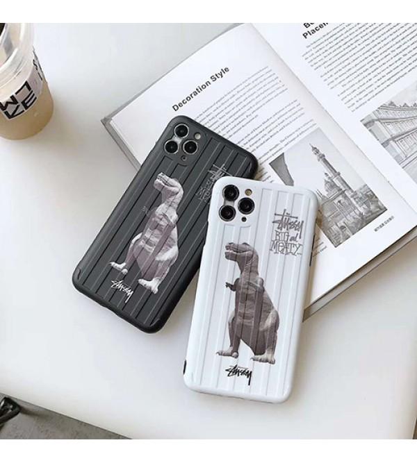 iphone 12ケースステューシー/ Stussyブランド iphone11/11pro maxケース かわいいペアお揃い アイフォン11ケース iphone 8/7 plus/se2ケースファッション セレブ愛用激安iphone xr/xs max/11proケースブランド
