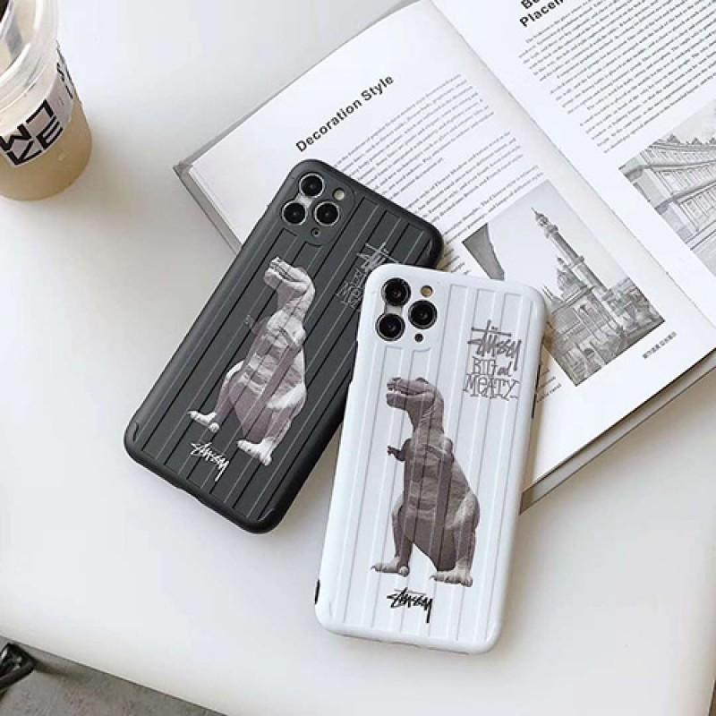 ステューシー/ Stussyブランド iphone11/11pro maxケース かわいいペアお揃い アイフォン11ケース iphone 8/7 plus/se2ケースファッション セレブ愛用激安iphone xr/xs max/11proケースブランド