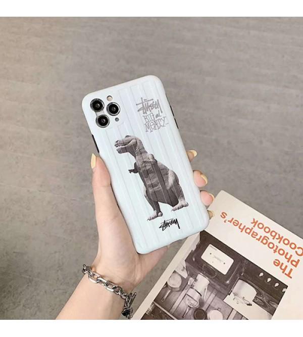 ステューシー ブランド iphone 13/13 mini/13 pro maxケース かわいい Stussy ペアお揃い アイフォン11ケース iphone 8/7 plus/se2ケースファッション セレブ愛用激安iphone xr/xs max/11proケースブランド
