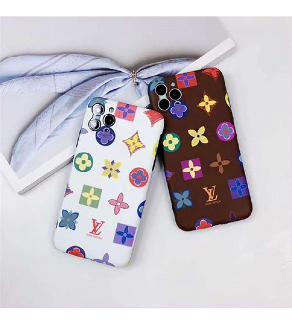 lv/ルイ·ヴィトンiphone 12 ケースブランド iphone11/11pro maxケース かわいいiphone 7/8 plus/se2ケース ビジネス ストラップ付きアイフォンファッション経典 メンズ個性潮 iphone x/xr/xs/xs maxケース ファッション