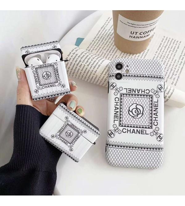 Chanel/シャネルアイフォンiphonex/8/7 plus/se2ケース ファッション経典 メンズレディース アイフォンiphone 11/11 pro/11 pro maxケース おまけつきモノグラム iphone x/xr/xs/xs maxケース ブランド