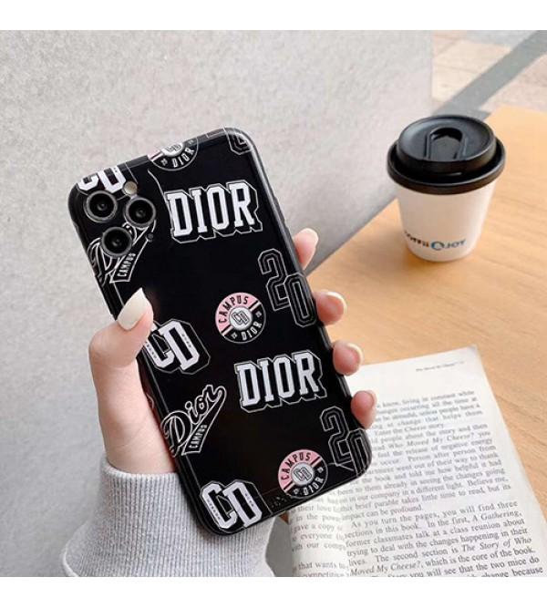 Dior ディオールiphone12ケースブランド iphone11/11pro maxケース かわいい男女兼用人気ブランドiphone 7/8 plus/se2ケースiphone x/xr/xs/xsmaxケース ビジネス ストラップ付きアイフォン12カバー レディース バッグ型 ブランド