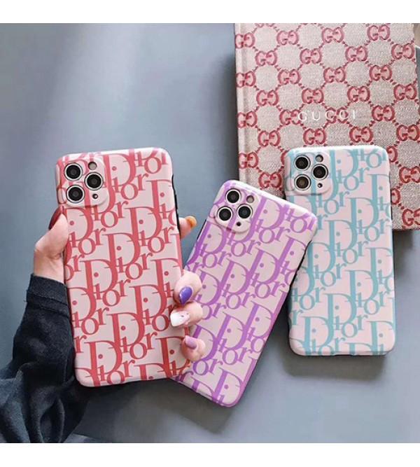 Dior ディオールiphone12ケース男女兼用人気ブランドiphone x/xr/xs/xs maxケースアイフォンiphone 8/7 plus/se2ケース ファッション経典 メンズシンプル  ジャケットins風  iphone 11 /11 pro/11 pro maxケースケース かわいい