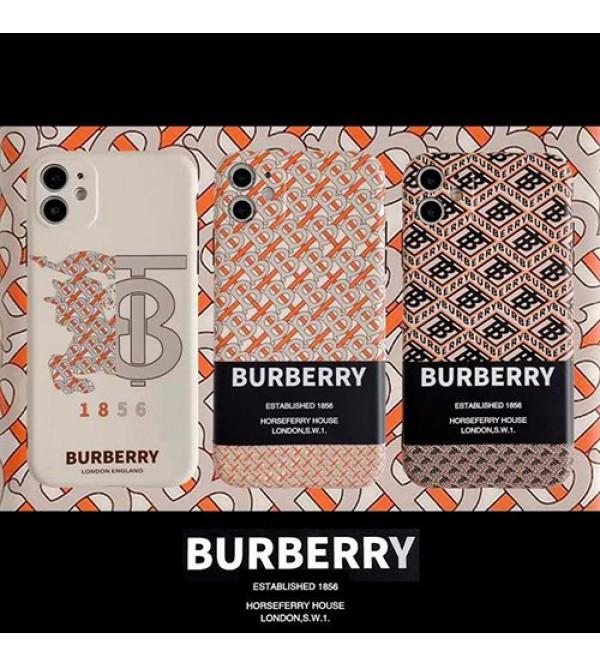 iPhone12 ケースBurberry/バーバリー男女兼用人気ブランドiphone 11/11 pro/11 pro maxケース ビジネス ストラップ付きiphone 11/x/8/7 plus/se2スマホケース ブランド LINEで簡単にご注文可モノグラム iphone x/xr/xs/xs maxケース ブランド