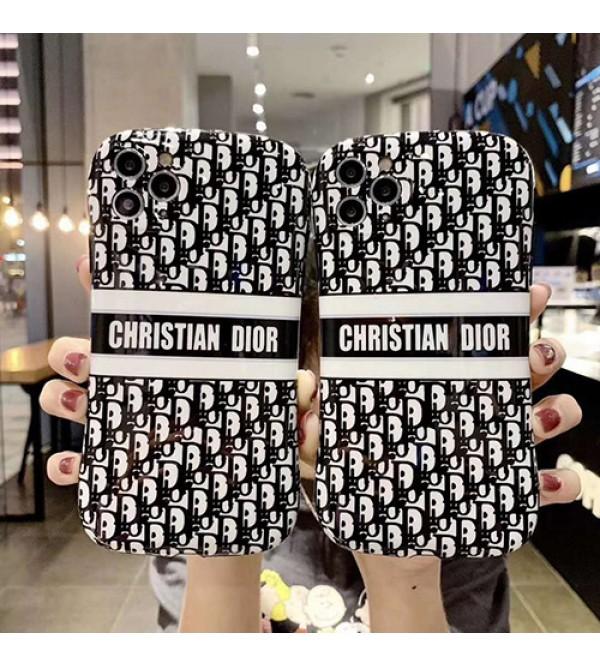 Dior ディオールiphone 12ケースペアお揃い アイフォン11ケース iphone xs/x/8/7plus/se2ケース個性潮 iphone x/xr/xs/xs maxケース ファッションins風 ケース かわいいジャケット型 2020 iphone12ケース 高級 人気