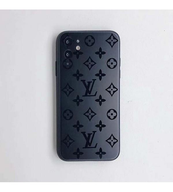 lv/ルイ·ヴィトンiPhone12 ケースペアお揃い アイフォン11ケース iphone 8/7 plus/se2ケース男女兼用人気ブランド iphone xs/x/xr/xs maxケースシンプル iphone 11/11 pro/11 pro maxケース ジャケットアイフォン12カバー レディース バッグ型 ブランド