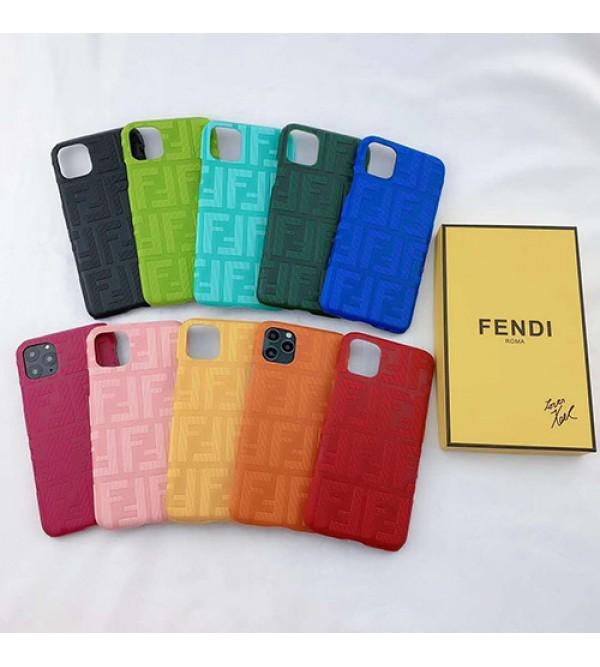 フェンデイ/Fendi iphone 12ケース ins風 iphone 7/8 plus/se2ケースケース かわいいメンズ iphone11/11pro maxケース 安いモノグラム iphone x/xs/xs max/xrケース ブランド