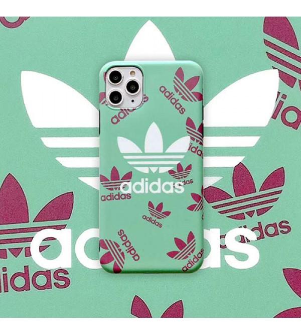 Adidas/アディダス男女兼用人気ブランドiphone 12ケースiphone 7/8 plus/se2ケース ビジネス ストラップ付きジャケット型 2020 iphone12ケース 高級 人気
