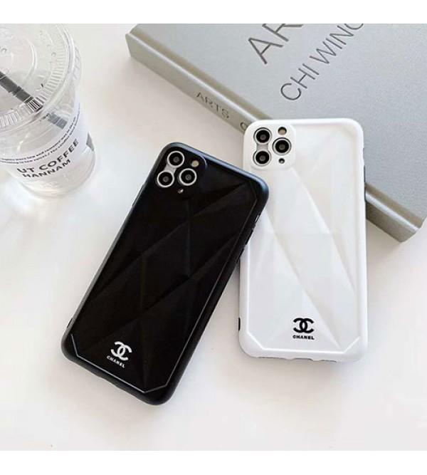 Chanel/シャネルペアお揃い アイフォン11ケース iphone xs/x/8/7/se2ケースアイフォンiphone 12ケース ファッション経典 メンズ個性潮 iphone x/xr/xs/xs maxケース ファッションシンプル  ジャケット