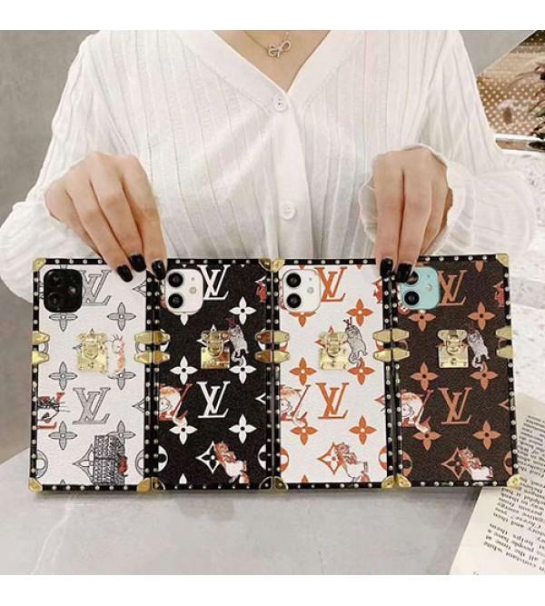 lv/ルイ·ヴィトンメンズ iphone12/12pro maxケース 安いジャケット型 2020 iphone12ケース 高級 人気アイフォン7/8/se2カバー レディース バッグ型 ブランドモノグラム iphone11/11pro maxケース ブランド