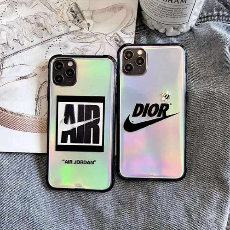 Dior ディオールファッション セレブ愛用 iphone12/12pro maxケース 激安ins風iphone 7/8/se2ケースケース Nike/ナイキかわいいiphone xr/xs max/11proケースブランドモノグラム iphone11/11pro maxケース ブランド