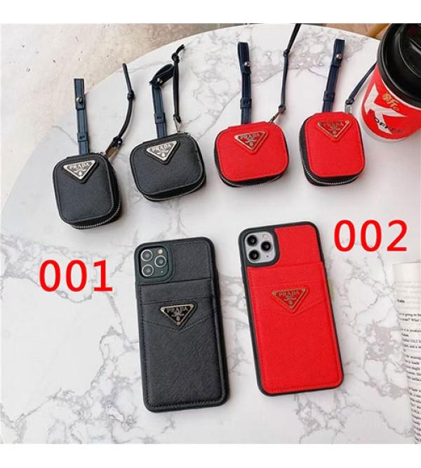 Pradaプラダアイフォンiphone 12/12 pro/12 pro maxケース ファッション経典 メンズiphone xr/xs max/11proケースブランドアイフォン12カバー レディース バッグ型 ブランド iphone x/8/7 plusケース大人気