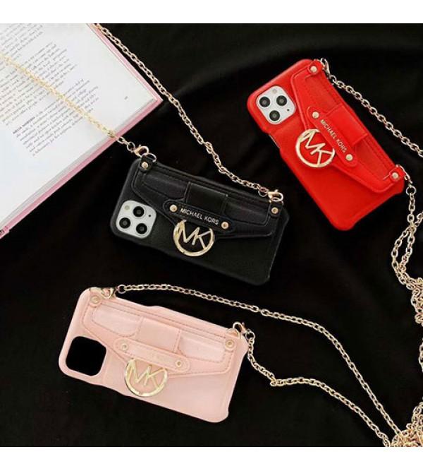 マイケルコースブランド iphone 12/12pro max/12 mini/12 proケース かわいいシンプルiphone 11/11pro maxケース ジャケットレディース アイフォンiphone xs/11/8 plusケース おまけつき