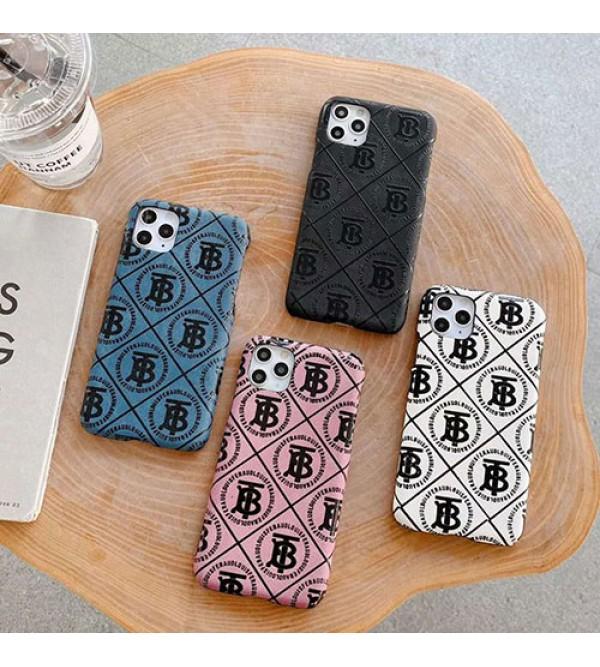 Burberry/バーバリー個性潮 iphone x/xr/xs/xs maxケース ファッションメンズ iphone12/12 pro maxケース 安いiphone xr/xs max/11proケースブランドジャケット型 2020 iphone12ケース 高級 人気