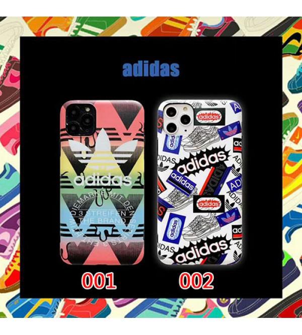 Adidas/アディダス男女兼用人気ブランドiphone 12/12 pro/12 pro maxケースシンプルiphone 11/11 pro/11 pro maxケース ジャケットアイフォン12カバー レディース バッグ型 ブランド