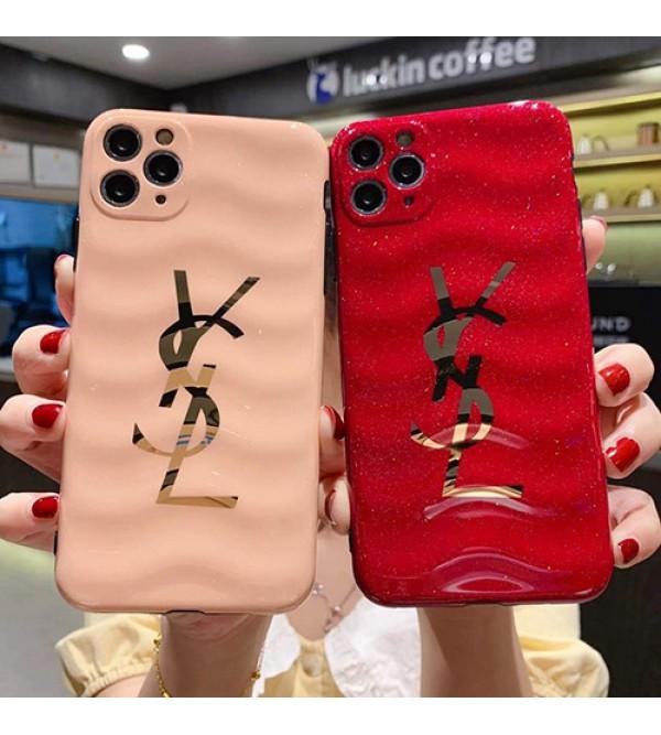 YSL/イブサンローランiphone 12 mini/12 pro/12 max/12 pro maxケース ビジネス ストラップ付きiphone 11/x/8/7/se2スマホケース ブランド LINEで簡単にご注文可シンプル Galaxy s20/note10/s10/s9 plusケース ジャケット iphone x/8/7 plusケース大人気