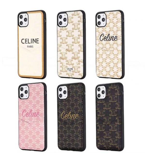 celineアイフォンiphone 12 mini/12 max/12 pro/12 pro maxケース ファッション経典 メンズシンプルiphonex/8/7 plusケース ジャケットモノグラム iphone11/11pro maxケース ブランド iphone x/8/7 /se2ケース大人気