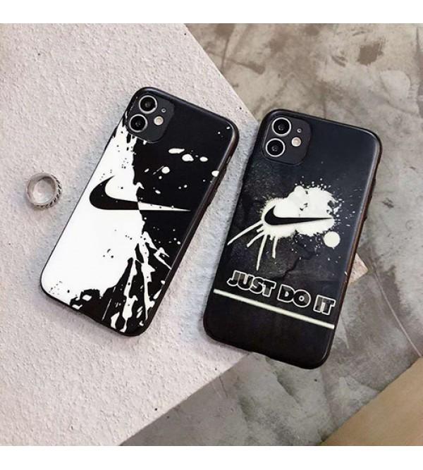 ナイキブランド iphone12 mini/12/12 pro/12pro maxケース かわいいiphone 11/x/8/7スマホケース ブランド LINEで簡単にご注文可シンプル iphone11/11pro maxケース ジャケットiphone xr/xs max/11proケースブランド