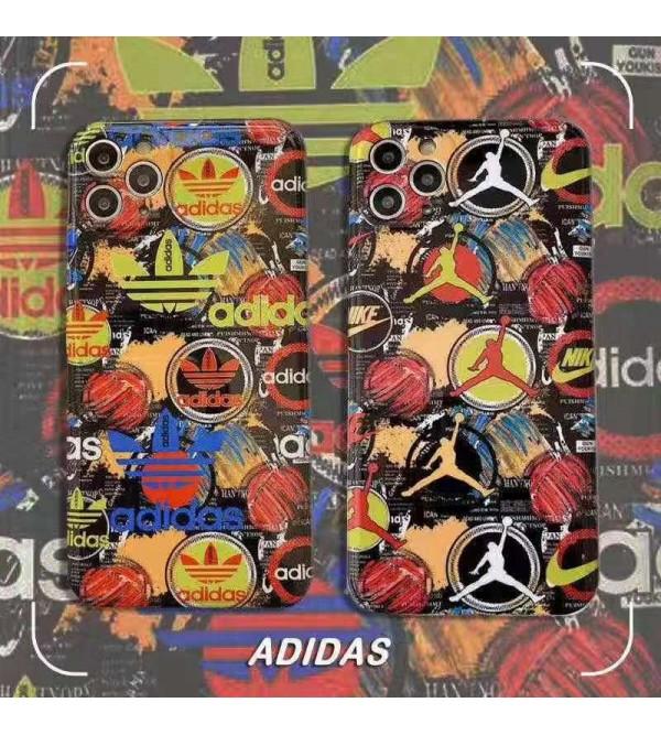 アディダス 女性向け iphone13/12/12pro max/12 pro/12 miniケース ナイキ iphone xr/xs maxケース ビジネス 個性潮 ジョーダン ファッション メンズ iphone11/11pro maxケース 安い レディース