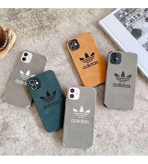 アディダスiphone 12/12 pro/12 pro max/12 miniスマホケース ブランド LINEで簡単にご注文可メンズ iphone11/11pro/11 pro maxケース 安いiphonex/xr/xs/xs maxブランド