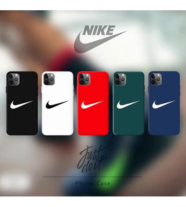 ナイキiphone12/12 pro/12 miniケース ファッション経典 メンズ個性潮 iphone x/xr/xs/xs maxケース ファッションシンプルIphone xr/11/11pro maxケース 安い iphone x/8/7 plusケース大人気