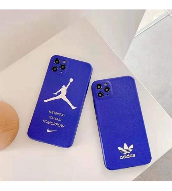 ナイキブランドファッションiphone 12/12 pro max/12 pro/12 miniケース ジョーダン経典 メンズ個性潮 iphone x/xr/xs/xs maxケースアディダス iphone11/11pro maxケース激安