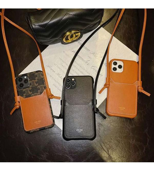 セリーヌ ブランド iphone12/12 pro max/12 mini/12 proケース かわいい女性向け iphone xr/xs maxケースモノグラム iphone11/11pro maxケース ブランドiphone x/8/7 plus/se2
