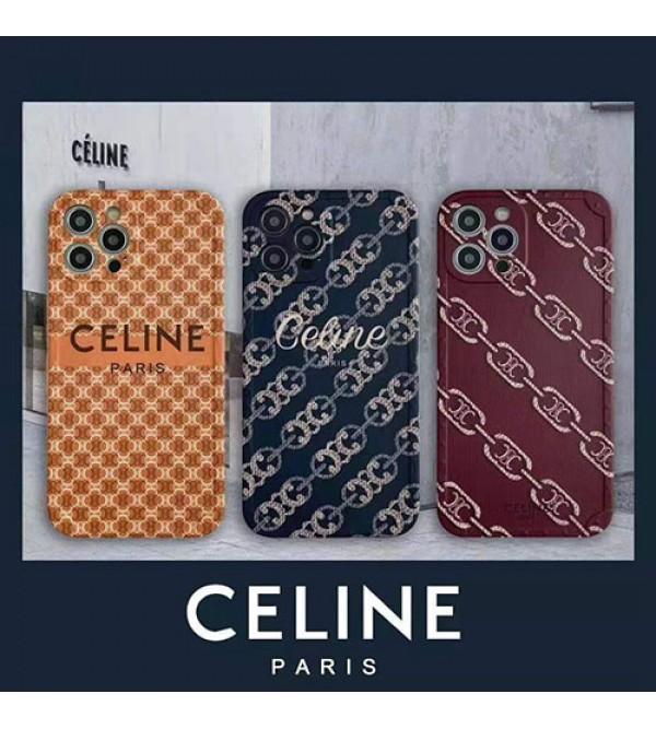セリーヌ ブランド iphone12/12 pro max/12 mini/12 proケース Celine かわいい 女性向け iphone11/11pro maxケース モノグラム アイフォンxr/xs max/11proケース メンズ レディース