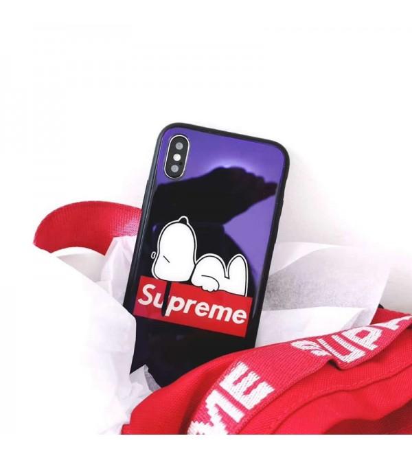 iphone 12 mini/12 pro/12 max/12 pro max supreme エクスペリアXperia1/10II XPERIA1/5/8/AceケースOPPO Find X2 Pro arrows 5G F-51A Galaxy S20/S20+ケース激安 シュプリーム全機種対応ハイブランドケース パロディ