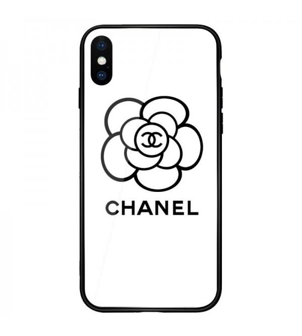 iphone 12 mini/12 pro/12/12 pro maxシャネル/Chanel HUAWEI mate30 pro P40/P30/P20 Pro liteケース iphone/エクスペリアなど全機種対応 カメリアツバキ galaxy S10/S20+A20/A30 Note10/9/8ケース 韓国風 セレブ愛用 ハイブランドケース パロディ