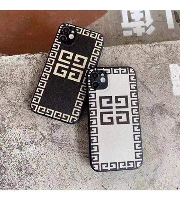 Givenchyハイブランド 個性潮黒白カラースキームジャケット型ケース iphone 13/12/12 pro/12 mini/12 pro maxスマホケース 韓国風ファッション 激安コピー 交換用黒白カラースキーム高級感カバージバンシィブランド 防塵 モノグラム革製 カバー アイフォン11/11 pro/11 pro max/se2カバー 耐衝撃 IPHONE  X/XS/XR/8/7スマホケースコピー 芸能人愛用メンズ レディーズ