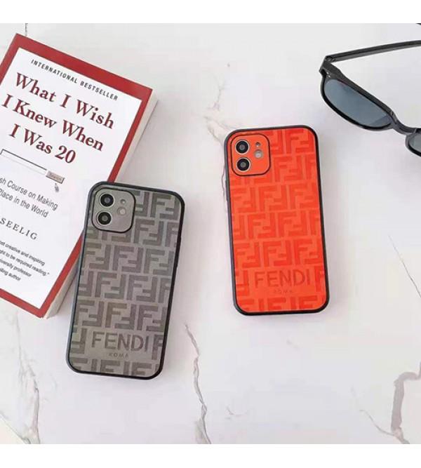 フェンディ FENDI ブランド iphone13/12s/12 mini/12pro maxケース 安い モノグラム柄 ジャケット型 モノグラム シンプル  耐衝撃 アイフォン13pro max/12/11カバー 韓国風 メンズ レディース