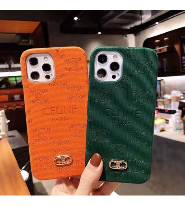 セリーヌ iphone12/12mini/12pro/12promaxケース ビジネス ストラップ付きアイフォンiphone xs/x/8/7 plusケース ファッション経典 メンズシンプル  ジャケットメンズ iphone11/11pro maxケース 安い