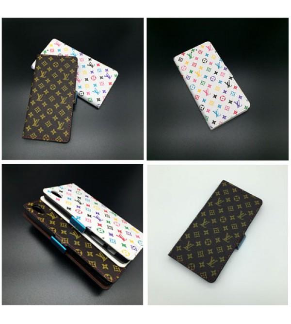 ルイヴィトン Xperia1/ace/5/8ケース Galaxy s8ケース 手帳型 SO-03J/