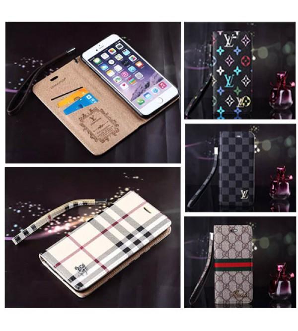iPhone 12ケースルイビトン iphone xs/xr/xs max/11proカバー ギャラクシーs20/s20+/s10/ s9/s9 plus バーバリー  手帳型 モノグラム アイフォン6/6s iphone6/6s plusケース グッチ galaxy s8/s7 edge ダミエ ストラップ付き