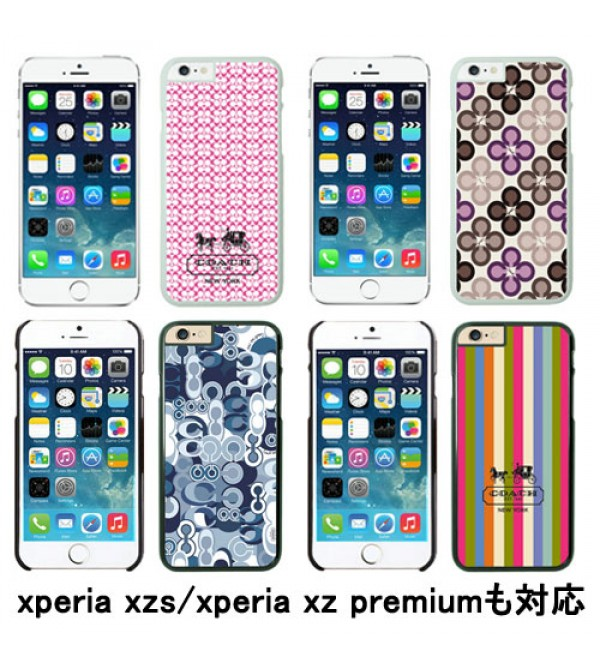 iphone 12 ケースコーチiphone xs/xs max/11proケース galaxy s20/s20+ケースxperia xzs/xz premium so-03j/sov35 so-04j Xperia Xコンパクト SO-02J エクスぺリアSOV34 COACH アイフォンxr/8/7  Galaxy note10/s8/s8 plus S7 edge保護カバー 男女向け 機種多様