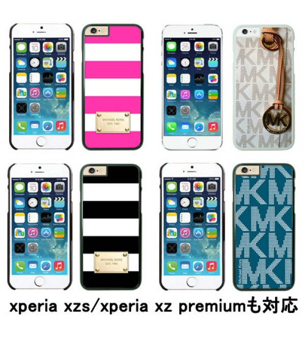 マイケルコース iphone xr/11 proケース xperia xz premiumケース SO-04J ブランド mk ギャラクシーs9/s9 plus Xperia XZs携帯カバー so-03j/sov35 シリコン アイフォンxs/xs マックスケース 男女
