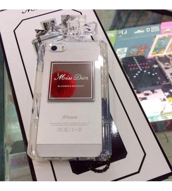 iPhone12 ケース香水瓶 アイフォン7プラスカバー ディオール iPhone6/6s plusケース Dior iPhone7/6/6s 彼女プレゼント アイフォンシリーズ 女性向け