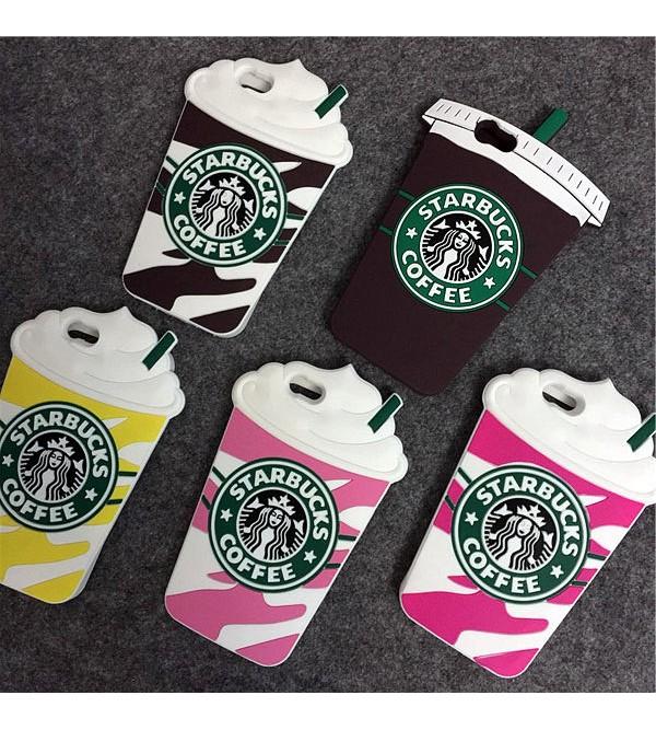 STARBUCKS アイフォン8/8 plusケース 経典的 iPhone7 plus コーヒーコップ 可愛い iPhone6/6s 彼女プレゼント ピンク スターバックス