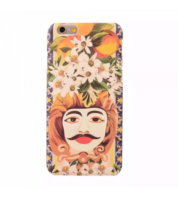 ブランド iPhone7 plusケース ドルチェ&ガッバーナ D&G 可愛い アイフォン6/6s plusカバー 王子様 iPhone7/6/6s 彼女プレゼント